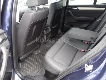 BMW X3 2012 года за 8 000 000 тг. в Караганда – фото 11