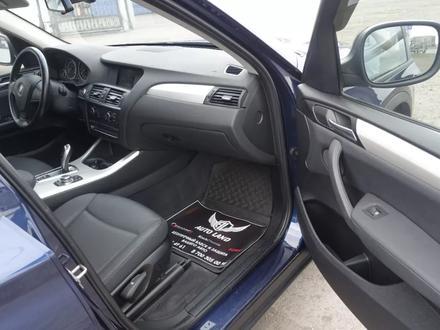 BMW X3 2012 года за 8 000 000 тг. в Караганда – фото 15