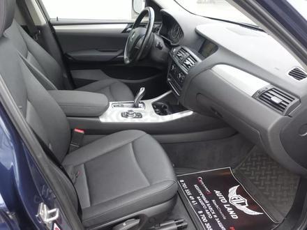BMW X3 2012 года за 8 000 000 тг. в Караганда – фото 16
