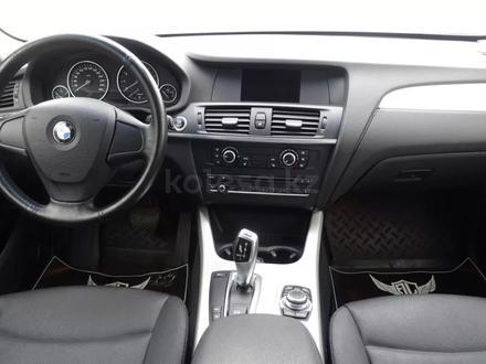 BMW X3 2012 года за 8 000 000 тг. в Караганда – фото 17