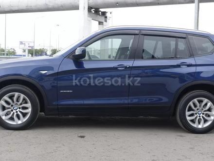 BMW X3 2012 года за 8 000 000 тг. в Караганда – фото 5