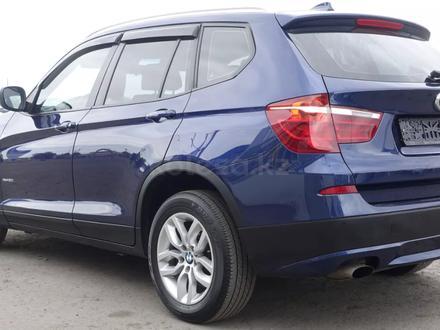 BMW X3 2012 года за 8 000 000 тг. в Караганда – фото 6