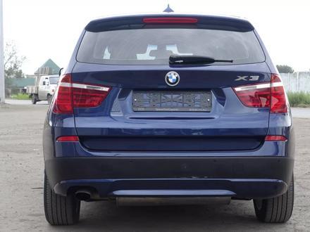 BMW X3 2012 года за 8 000 000 тг. в Караганда – фото 7