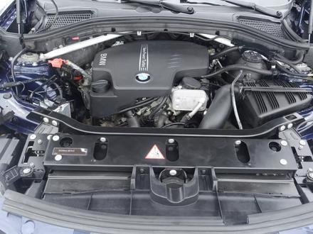 BMW X3 2012 года за 8 000 000 тг. в Караганда – фото 9