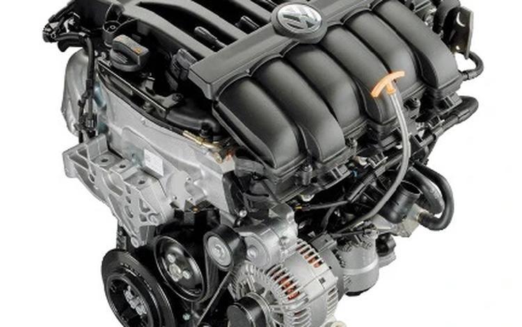 Двигатель туарег 3.6 fsi двс мотор BHK за 325 000 тг. в Шымкент
