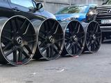 Новые диски ///AMG за 250 000 тг. в Алматы – фото 2