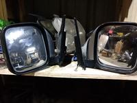 Зеркала на Pajero 3 в Алматы