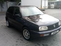 Volkswagen Golf 1993 года за 900 000 тг. в Алматы