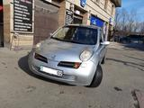 Nissan Micra 2004 года за 2 400 000 тг. в Алматы – фото 3