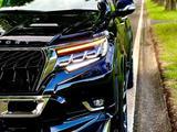 Альтернативная оптика (передние фары тюнинг) на Land Cruiser Prado 150… за 340 000 тг. в Семей – фото 2