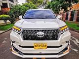 Альтернативная оптика (передние фары тюнинг) на Land Cruiser Prado 150… за 340 000 тг. в Семей – фото 4