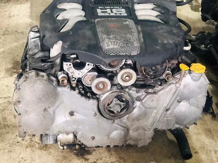 Контрактный двигатель Subaru Outback ( ) EZ30 за 220 000 тг. в Нур-Султан (Астана) – фото 4