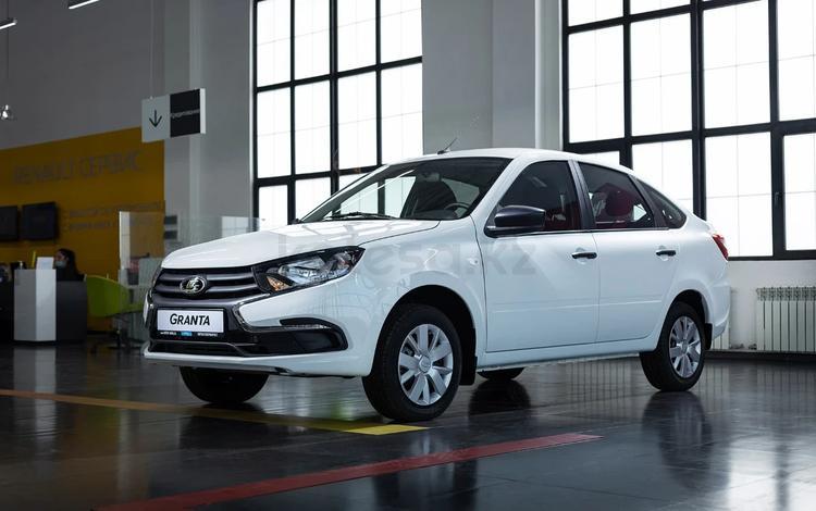 ВАЗ (Lada) Granta 2191 (лифтбек) Luxe 2021 года за 4 899 400 тг. в Экибастуз