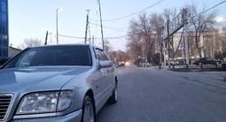 Mercedes-Benz S 320 1998 года за 8 200 000 тг. в Шымкент – фото 2