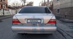 Mercedes-Benz S 320 1998 года за 8 200 000 тг. в Шымкент – фото 4