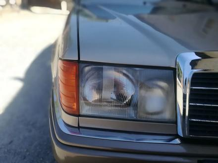 Mercedes-Benz E 230 1989 года за 1 500 000 тг. в Туркестан – фото 3
