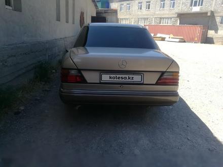 Mercedes-Benz E 230 1989 года за 1 500 000 тг. в Туркестан – фото 6