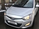 Hyundai i20 2012 года за 3 600 000 тг. в Алматы