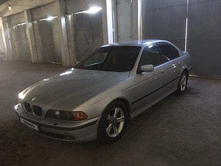 BMW 523 1996 года за 2 700 000 тг. в Алматы – фото 14