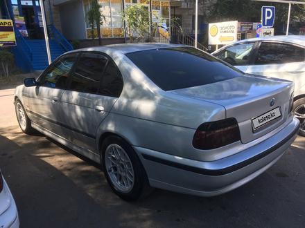 BMW 523 1996 года за 2 700 000 тг. в Алматы – фото 18