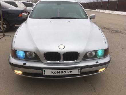 BMW 523 1996 года за 2 700 000 тг. в Алматы – фото 3