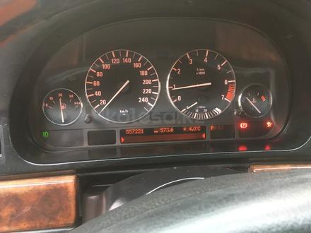 BMW 523 1996 года за 2 700 000 тг. в Алматы – фото 9