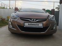 Hyundai Elantra 2014 года за 7 299 999 тг. в Алматы