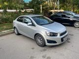 Chevrolet Aveo 2013 года за 3 100 000 тг. в Алматы – фото 2