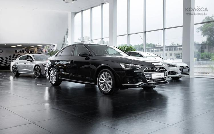 Audi A4 40 TFSI 2020 года за 22 740 600 тг. в Алматы