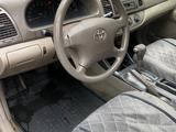 Toyota Camry 2003 года за 4 000 000 тг. в Павлодар – фото 4