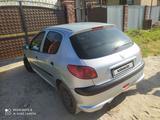 Peugeot 206 2003 года за 1 300 000 тг. в Алматы