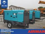 Airman  Дизельный винтовой компрессор 2020 года в Кызылорда – фото 2