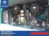 Airman  Дизельный винтовой компрессор 2020 года в Кызылорда – фото 3