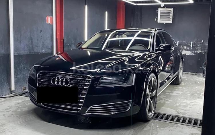 Audi A8 2011 года за 15 000 000 тг. в Алматы