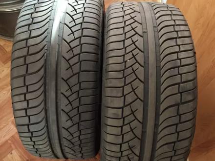 Шины Michelin 275/40/r20 2шт Лето за 90 000 тг. в Алматы