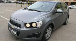 Chevrolet Aveo 2013 года за 3 500 000 тг. в Алматы – фото 3