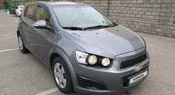 Chevrolet Aveo 2013 года за 3 500 000 тг. в Алматы – фото 2