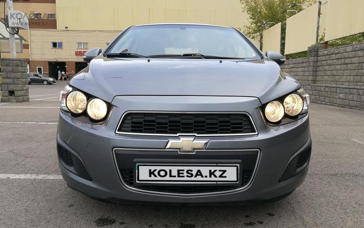 Chevrolet Aveo 2013 года за 3 500 000 тг. в Алматы