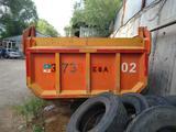 Кузов карьерный КамАЗ 6520 в Алматы – фото 2