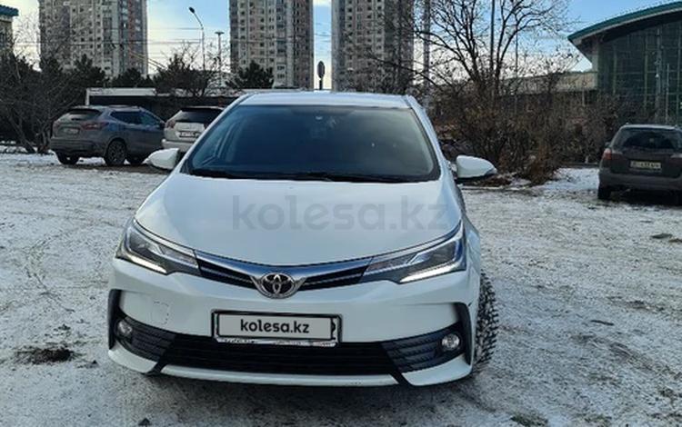 Toyota Corolla 2016 года за 7 800 000 тг. в Алматы