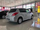 Nissan Tiida 2012 года за 5 200 000 тг. в Тараз – фото 2