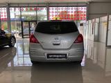 Nissan Tiida 2012 года за 5 200 000 тг. в Тараз – фото 4