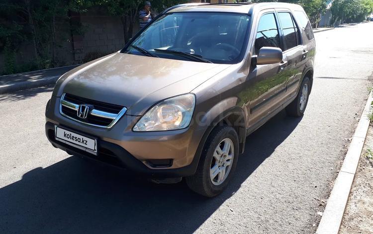 Honda CR-V 2002 года за 3 500 000 тг. в Алматы