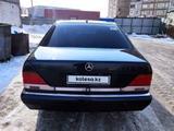 Mercedes-Benz S 420 1998 года за 3 800 000 тг. в Нур-Султан (Астана) – фото 5