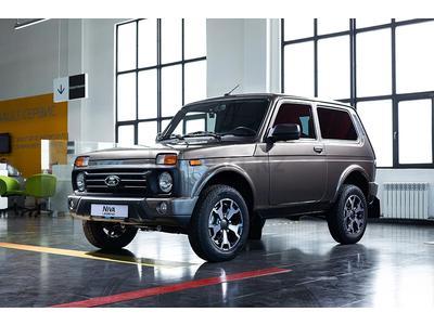 ВАЗ (Lada) 2121 Нива Urban 2021 года за 5 590 000 тг. в Кокшетау