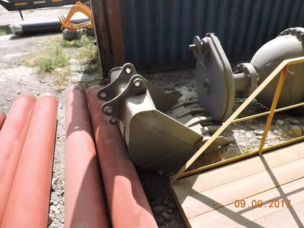 Ковш для колёсного или гусеничного экскаватора объемом… в Алматы – фото 11