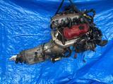 Двигатель Nissan Laurel GC32 vg20det 1985 за 339 648 тг. в Алматы – фото 2