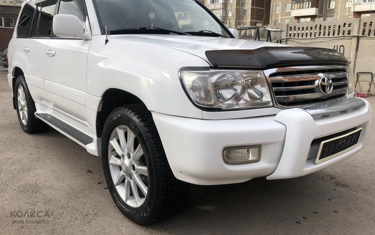 Toyota Land Cruiser 2001 года за 7 100 000 тг. в Караганда