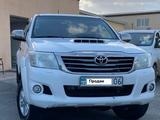 Toyota Hilux 2015 года за 10 300 000 тг. в Атырау