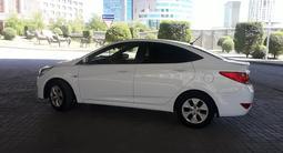 Hyundai Accent 2016 года за 4 650 000 тг. в Нур-Султан (Астана) – фото 5